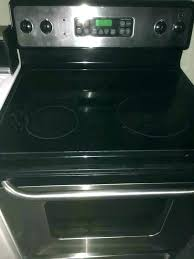 how to clean flat stove tops cast iron on flat top stove flat surface stove top