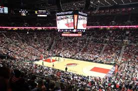 Moda Center Trail Blazers Seating Chart How The Portland Trail Blazers Are Embracing Technology To