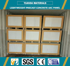 china lightweight precast concrete panels aerated concrete wall panels china lightweight concrete panel aac panel