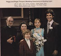 Guiding Light Cancelled Marriage Of Roger And Peggy Guiding Light And Peggy