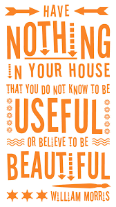 William Morris Quote Useful Or Beautiful Best Of Useful And Beautiful William Morris Trilby Works