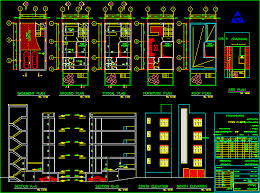 cad drawing house plans homey idea 16 autocad dwg file