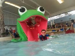 Indoor pool with slide Luxury Kids Around Perth Aquatic Centres Perth