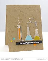 best chemistry gifts ideas science shirts nerd  handmade card from barbara anders featuring laina lamb design undeniable chemistry and chemistry set die