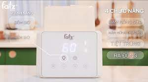 Máy hâm sữa tiệt trùng điện tử Duo 3- FB3093VN - Fatzbaby.vn