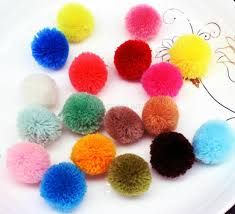 Decoration For Project Yarn Ball Decoration Picture More Detailed Picture About 400pcs