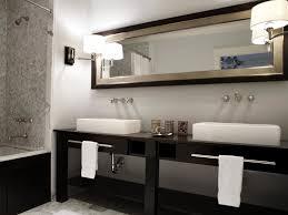 elegant black wooden bathroom cabinet. bathroom elegant vanities and vanity cabinet black color wooden stainless steel storage drawers white rectangle shape n