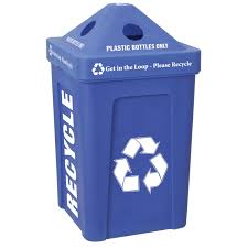 the original 48 gallon recycling container