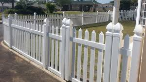 fencing picket fence various options
