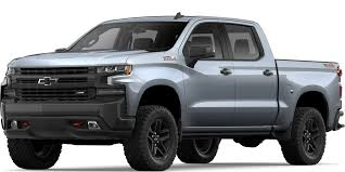 How Many Color Options Are Available For The 2019 Chevy