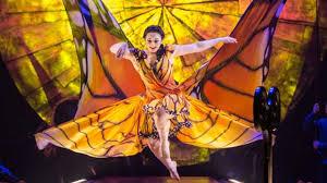 Cirque Du Soleil In Washington Dc Area Luzia 2018