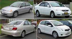 5 most reliable used cars to under
