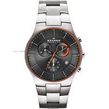 men s skagen balder titanium chronograph watch skw6076 watch mens skagen balder titanium chronograph watch skw6076