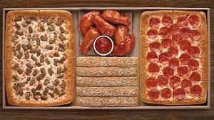 pizza hut brings back the big dinner