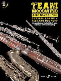team woodwind alto saxophone by