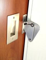 full image for teardrop privacy lock for sliding doors sliding barn door latch sliding barn door