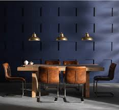 rustic leather dining chairs. Stylish Rustic Leather Dining Room Chairs 29 K