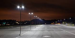 parking lot lighting signs ground lights under canopy and façade lighting all impact how your potential customers see your business