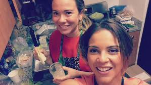 """Adela Smith on Twitter: """"We cook; we don't eat 😔 #chef #cheflife  #latinaonfire #zacapa #food #catering #foodporn #foodgasm #realshit  http://t.co/sDiuo6F1bz"""""""