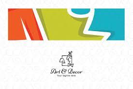 Home Decor Logo Design Simple Object Logo Templates VecRas