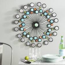 modern metal wall d cor on wall art decor images with wall d cor you ll love wayfair