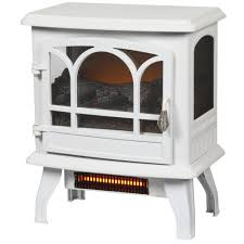 hampton bay kingham 1 000 sq ft panoramic infrared electric stove in white with electronic