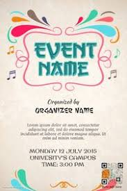 Create A Event Flyer Free Event Flyer Templates Postermywall Event Template