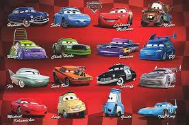 cars movie characters. Modren Movie With A New Pixar Cars Movie Car 3 Coming Out In June 2017 We Would Like  To Go Back And Look At How The Main Characters Have Changed Over Last Two  For Movie Characters N