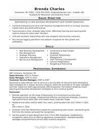 Cover Letter Best National Sales Manager Resume National Sales