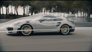 Unyielding. The new 911 GT2 RS. - YouTube