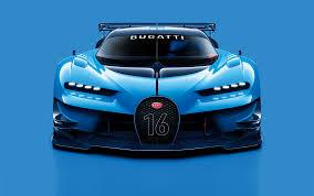 Of Bugattis Bugatti Vision Gran Turismo At Frankfurt Motor Show Shades Of