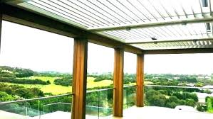 corrugated polycarbonate roof panel panels pergola with clear roofing installation