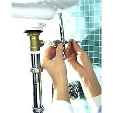popup sink stoppers pop up bathroom drain stopper replacement drainage bathtub how to install a st
