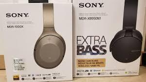 sony 950n1. sony xb950n1 vs 1000x (bass vs. hifi) 950n1