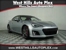 pre owned 2018 subaru brz limited