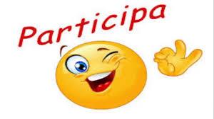 Risultati immagini per participa  emoticono