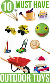 10 Must Have Toys for Outdoor Fun!