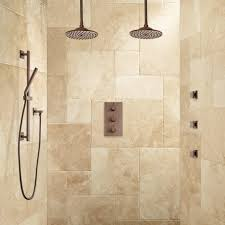 labelle thermostatic dual shower system hand shower and 3 jets bathroom