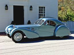 bugatti type 57s 37 retro water car