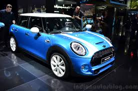 new car launches november 2014 india2014 Mini 3  5door launch in India on November 19