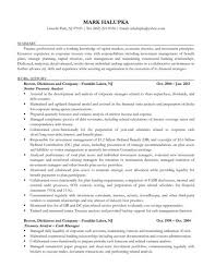 beautiful business analyst capital markets resume contemporary