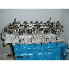 Toyota Engine 22re or 22r Long Block 1980-1995