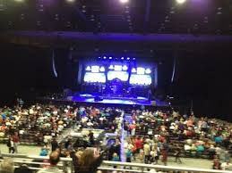 Turning Stone Casino Seating Chart Turning Stone Event Center During Boston Concert Picture