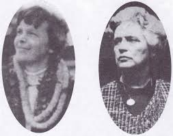irene bolam amelia earhart the truth at last amelia earhart in 1935 and irene bolam in 1970 how could anyone believe these