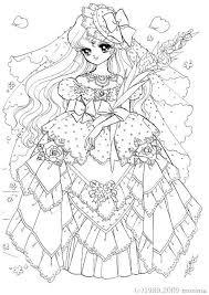 100 お姫様 ぬりえ 無料の印刷用ぬりえページ