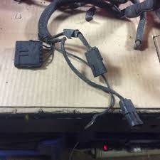 used engine wiring harnesses for the jeep cherokee country Used Engine Wiring Harness 1985 1986 jeep cherokee 2 1l diesel underhood engine wiring harness w a c used engine wiring harness for 994 volvo