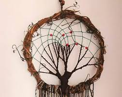 Tree Branch Dream Catcher Tree Dreamcatcher Etsy 38