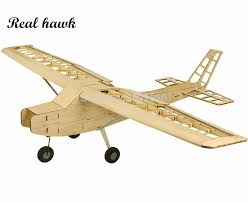 Balsawood Airplane Model <b>Laser Cut Training</b> Trainer T20 ...