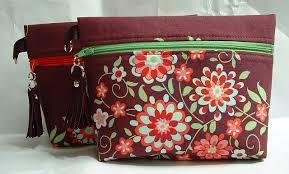 halabala style sews up a makeup bag