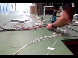 making a wiring harness you wire embly construction wire harness